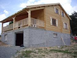 Maison madrier 8