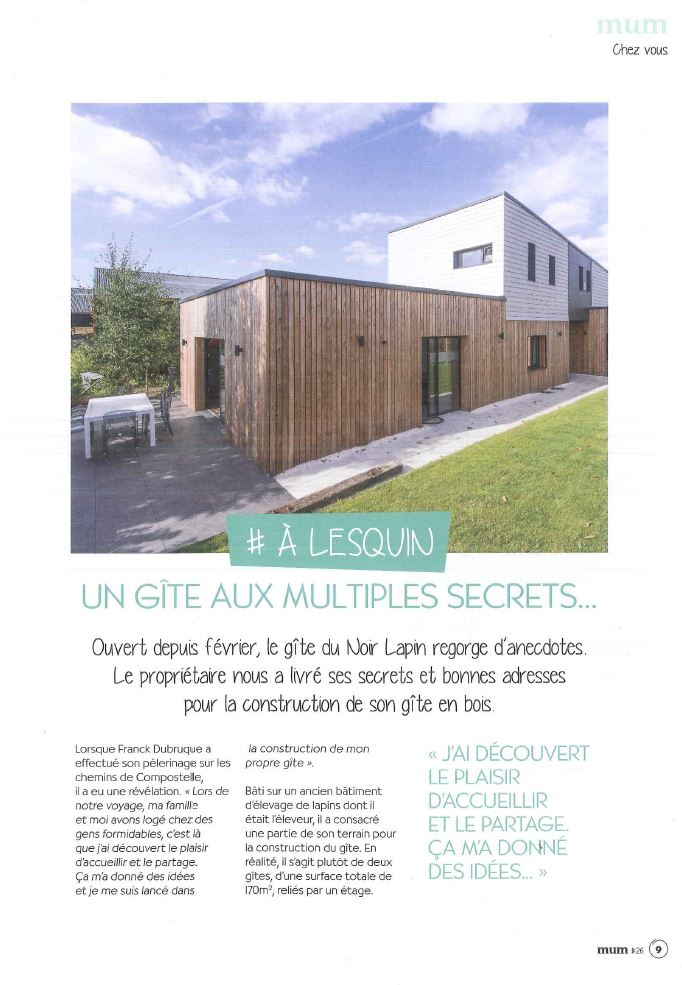 Magazine habitat presse d co destombes habitat - Univers maison habitat ...