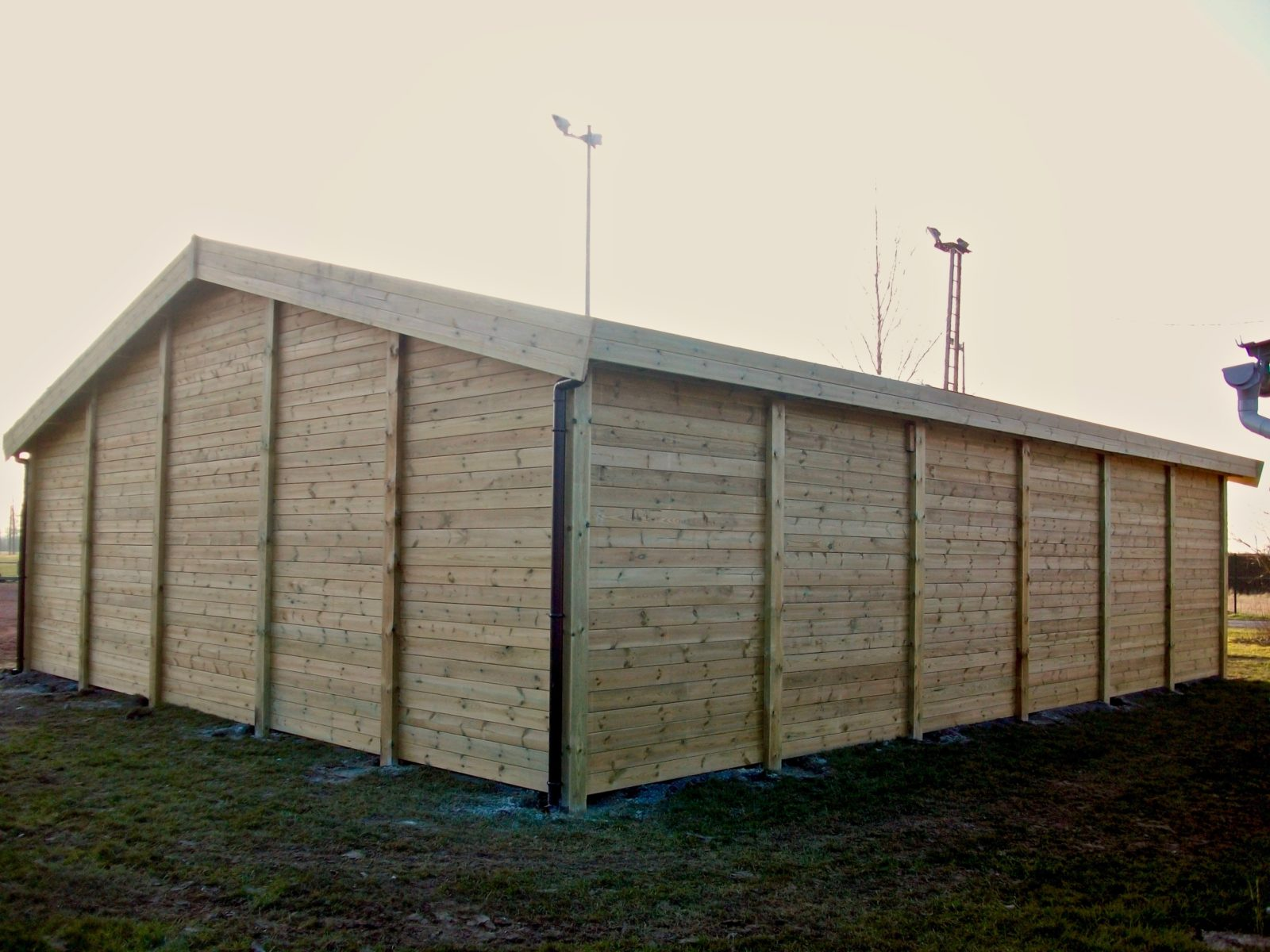 boulodrome 2 maison en bois