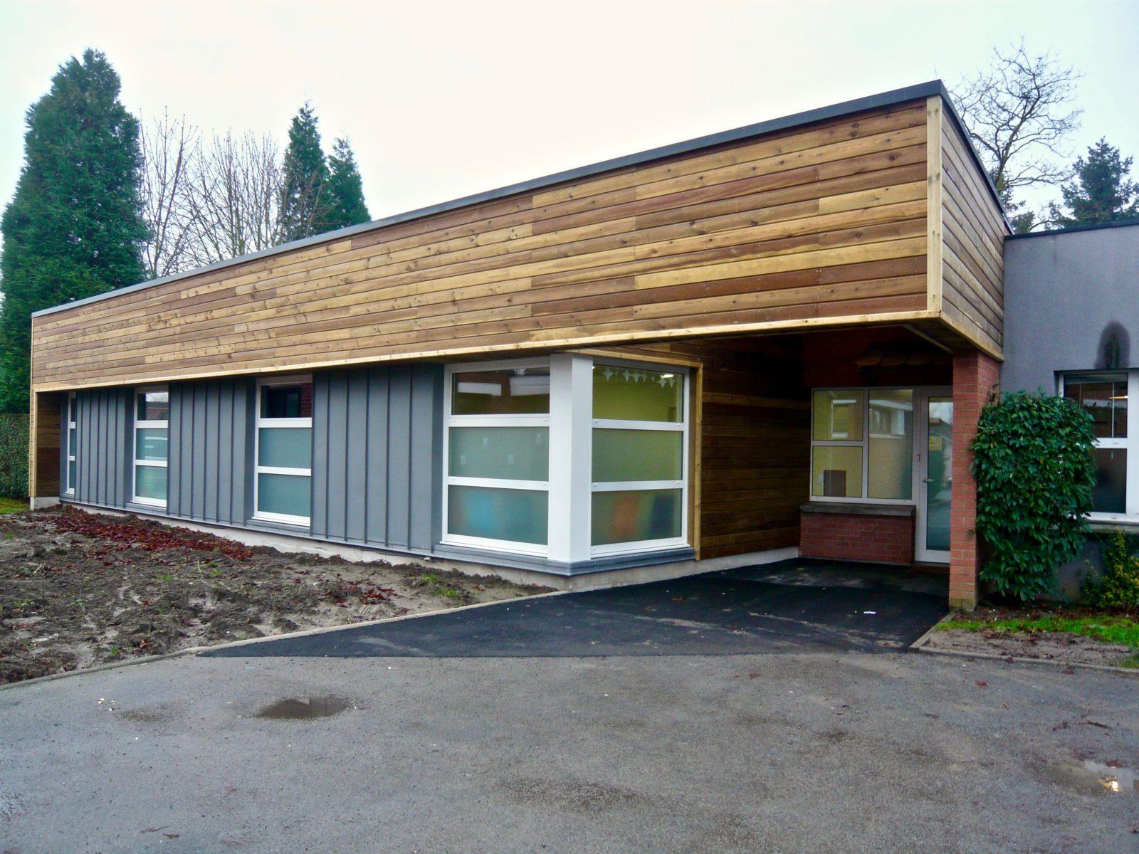 Cabinet 2 maison en bois