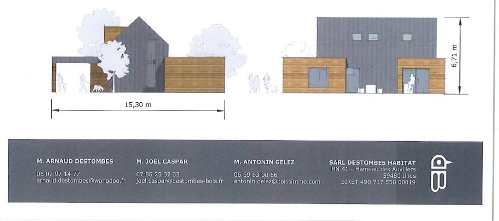 Version 4 UN MATÉRIAU D'AVENIR Maison écologique  Maison d'avenir  Maison moderne  maison en bois chalet maison moderne chalet en bois maison contemporaine maison ossature bois chalet montagne