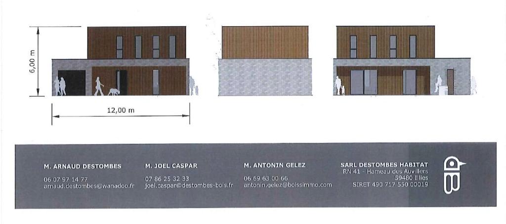 Version 6 UN MATÉRIAU D'AVENIR Maison écologique  Maison d'avenir  Maison moderne  maison en bois chalet maison moderne chalet en bois maison contemporaine maison ossature bois chalet montagne
