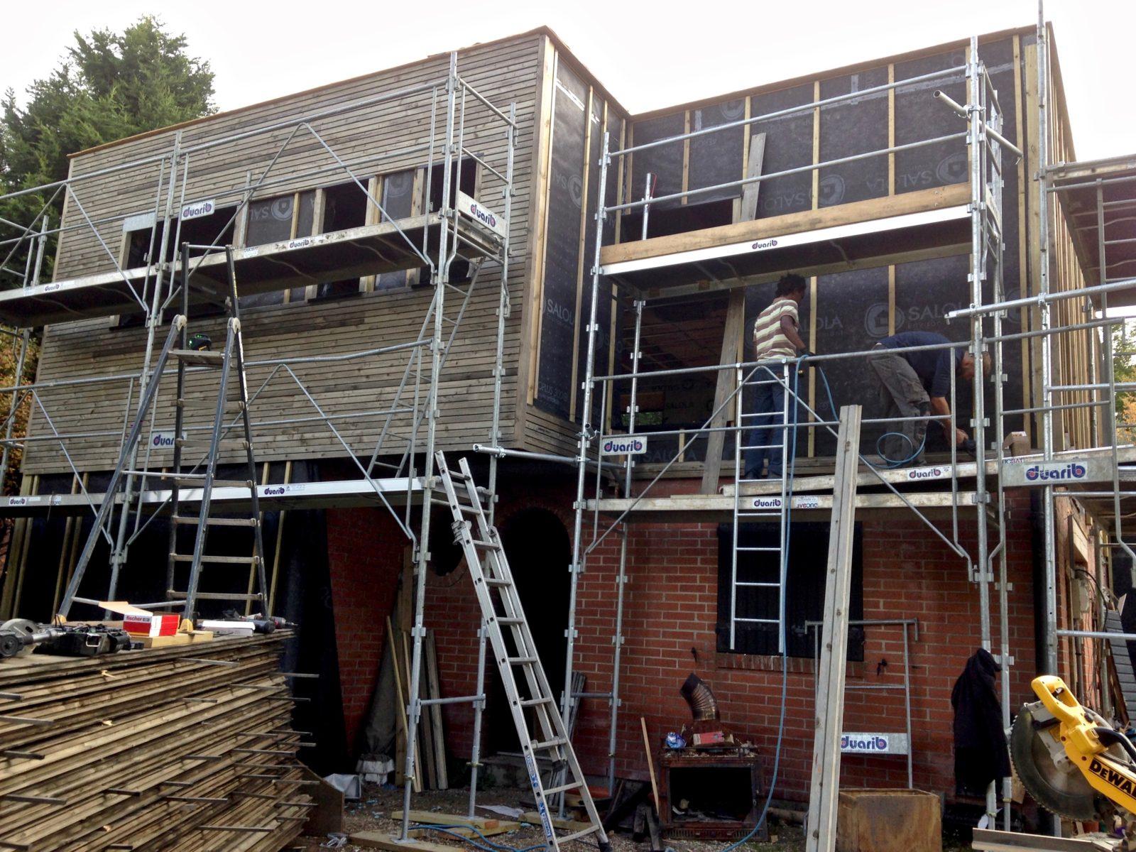 extension d-etage en bois 3
