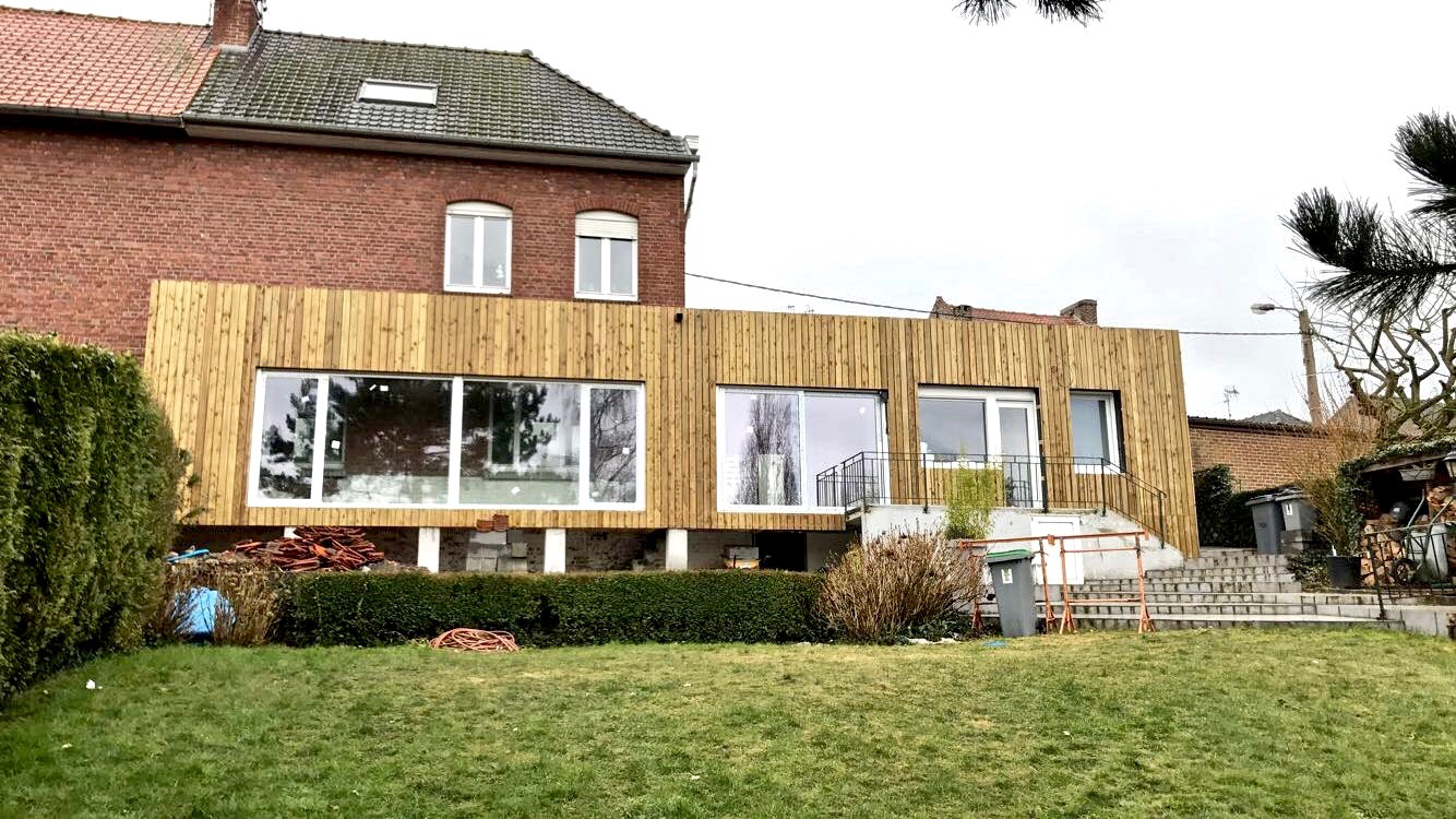 extension en bois surelevee 3
