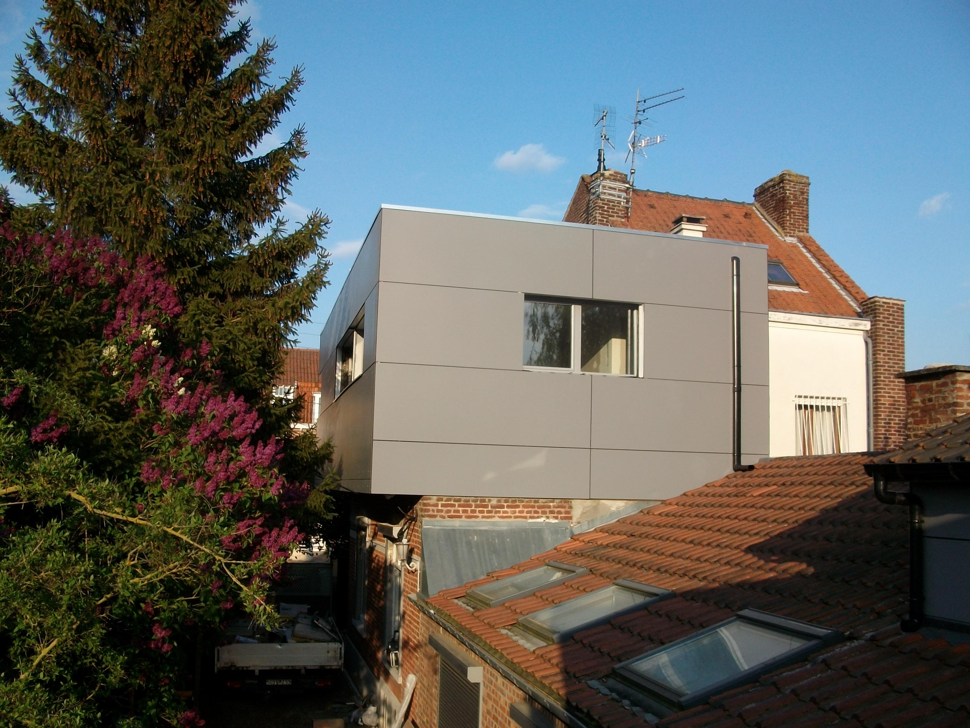 agrandir sa maison en ossature bois ventana blog. Black Bedroom Furniture Sets. Home Design Ideas