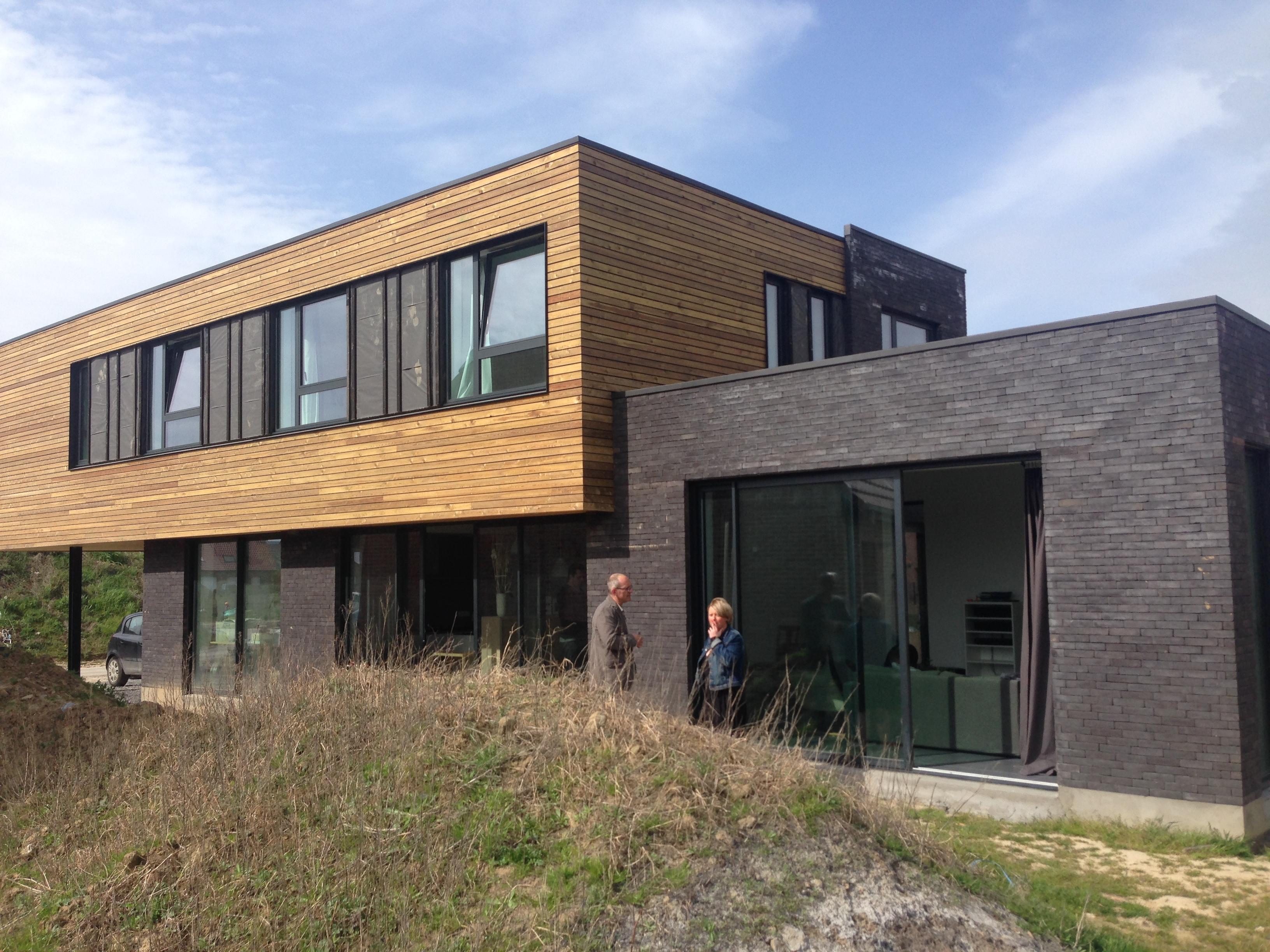 Exemple De Bardage Exterieur constructeur maison en bois pas cher, montage maisons
