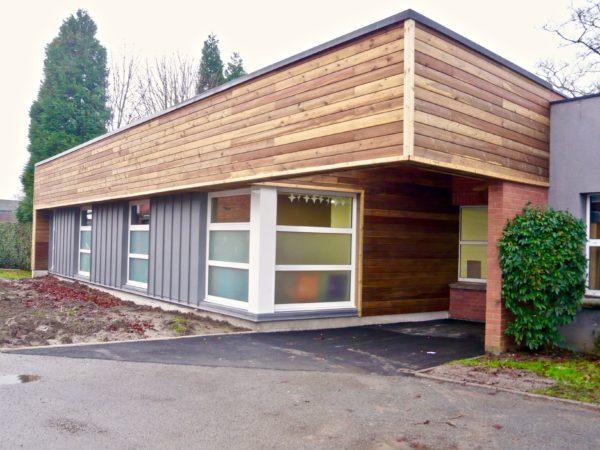 Cabinet constructeur maison bois chalet bois