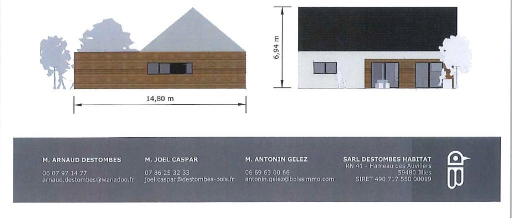 Version 3 UN MATÉRIAU D'AVENIR Maison écologique  Maison d'avenir  Maison moderne  maison en bois chalet maison moderne chalet en bois maison contemporaine maison ossature bois chalet montagne