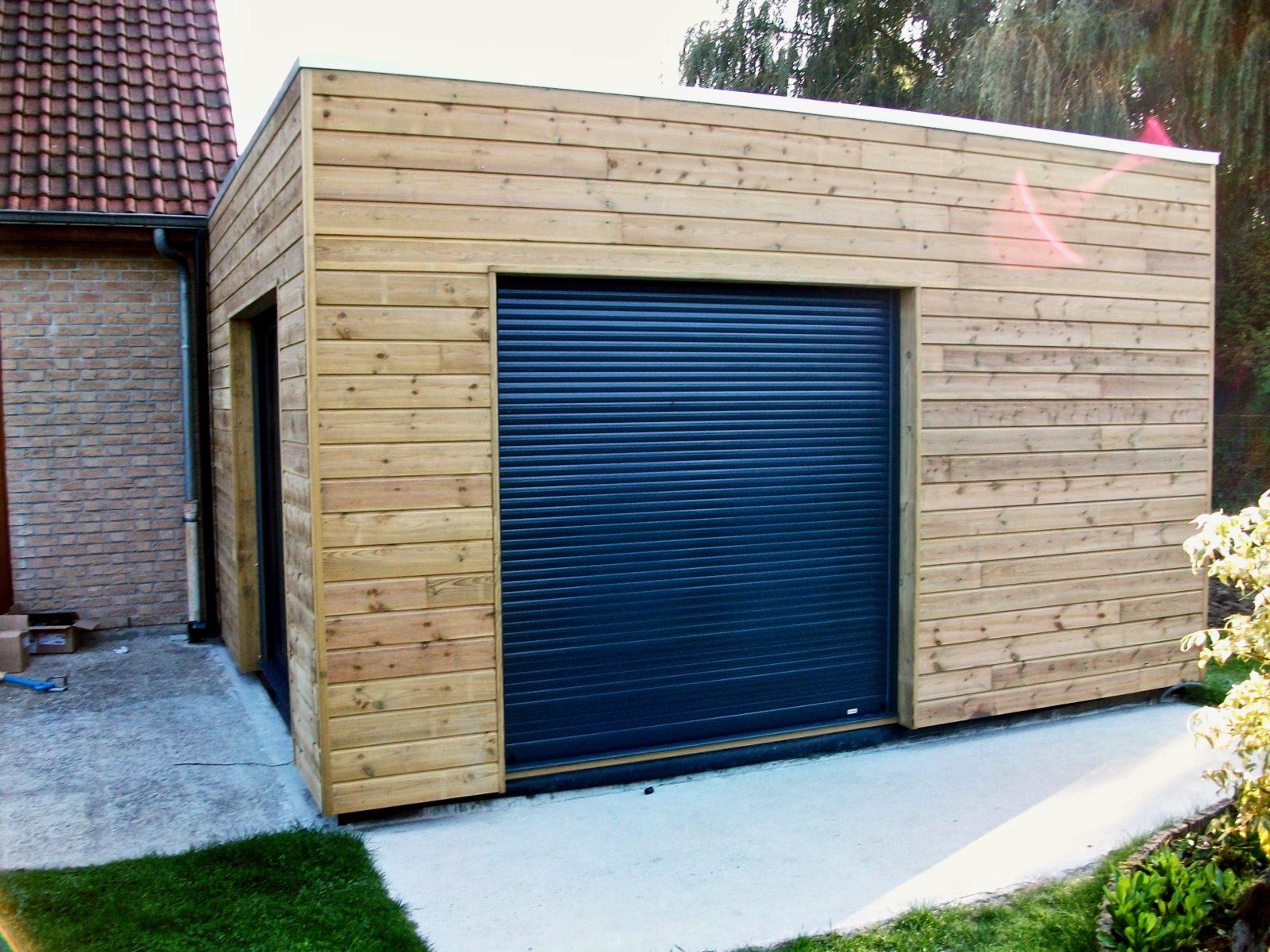 extension en bois sur maison traditionnelle 2