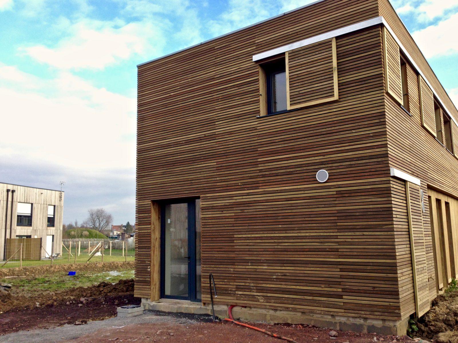 maison moderne «tout en bois» 4