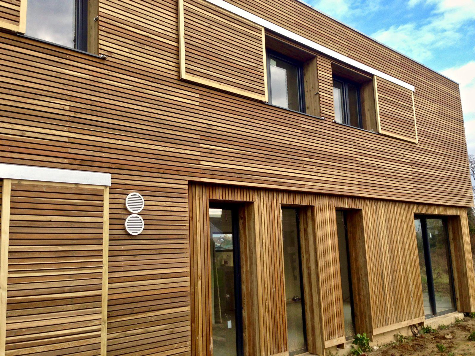 maison moderne «tout en bois» 5
