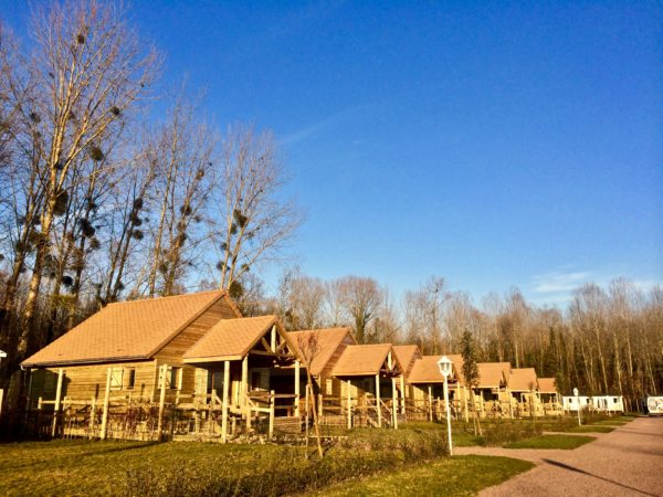 maison style forestier