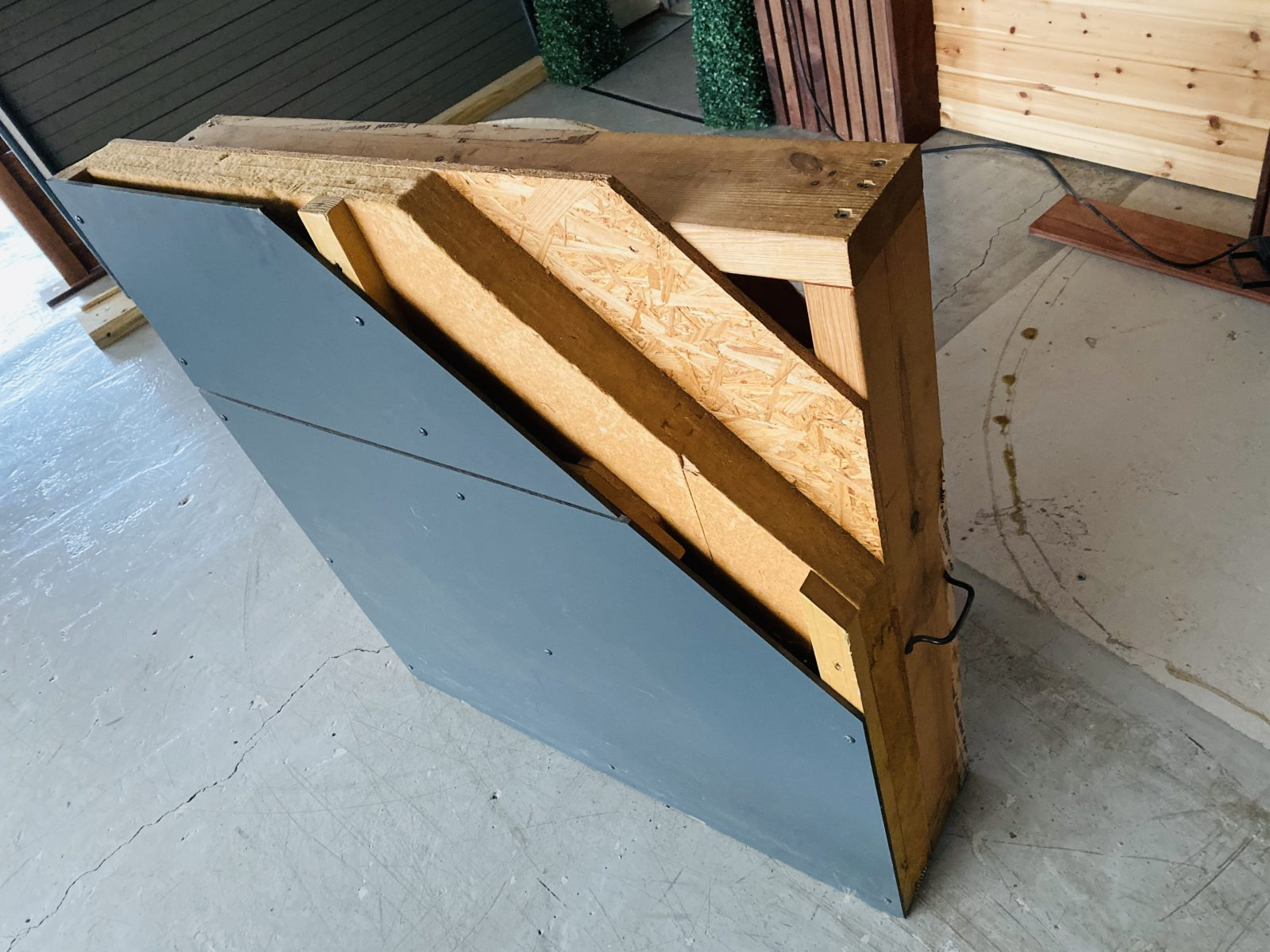 Comment ajouter de l'isolant à une ossature bois ?
